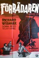 Backlash - Swedish Movie Poster (xs thumbnail)