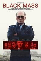 Black Mass - Spanish Movie Poster (xs thumbnail)