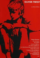 Oliver Twist - German Movie Poster (xs thumbnail)