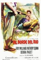 The River's Edge - Spanish Movie Poster (xs thumbnail)