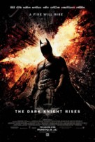 The Dark Knight Rises - Icelandic Movie Poster (xs thumbnail)