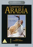 Lawrence of Arabia - British DVD movie cover (xs thumbnail)