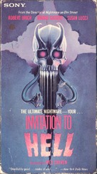 Invitation to Hell - VHS cover (xs thumbnail)
