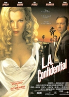 L.A. Confidential - Spanish Movie Poster (xs thumbnail)