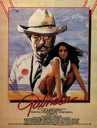 Gabriela, Cravo e Canela - French Movie Poster (xs thumbnail)