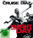 Knight and Day - German Blu-Ray movie cover (xs thumbnail)