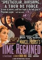Temps retrouvé, d'après l'oeuvre de Marcel Proust, Le - Movie Poster (xs thumbnail)