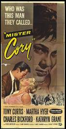 Mister Cory - Movie Poster (xs thumbnail)