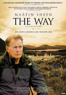 The Way - Canadian Movie Poster (xs thumbnail)