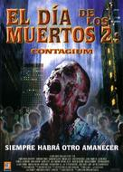 Day of the Dead 2: Contagium - Spanish Movie Cover (xs thumbnail)
