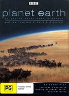 """Planet Earth"" - New Zealand DVD cover (xs thumbnail)"