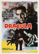 Dracula - Spanish Movie Poster (xs thumbnail)