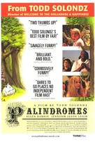 Palindromes - Movie Poster (xs thumbnail)