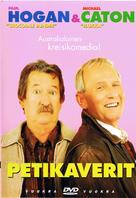 Strange Bedfellows - Finnish DVD cover (xs thumbnail)