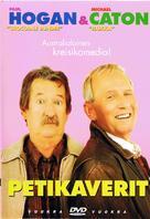 Strange Bedfellows - Finnish DVD cover (xs thumbnail)
