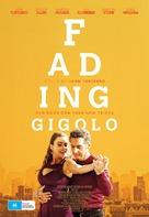 Fading Gigolo - Australian Movie Poster (xs thumbnail)