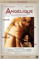 Angélique - Canadian Movie Poster (xs thumbnail)