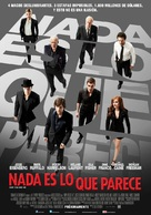 Now You See Me - Argentinian Movie Poster (xs thumbnail)