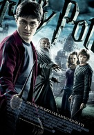 Harry Potter and the Half-Blood Prince - Italian Movie Poster (xs thumbnail)