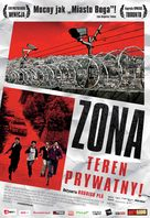 La zona - Polish Movie Poster (xs thumbnail)