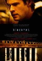 Blackhat - Italian Movie Poster (xs thumbnail)