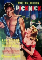 Picnic - German Movie Poster (xs thumbnail)