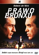 A Bronx Tale - Polish DVD movie cover (xs thumbnail)