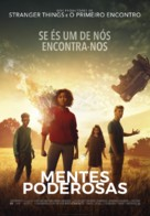 The Darkest Minds - Portuguese Movie Poster (xs thumbnail)