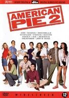 American Pie 2 - Dutch Movie Cover (xs thumbnail)