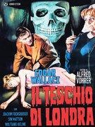 Im Banne des Unheimlichen - Italian DVD movie cover (xs thumbnail)
