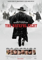 The Hateful Eight - Belgian Movie Poster (xs thumbnail)