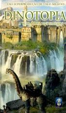 """Dinotopia"" - Brazilian VHS cover (xs thumbnail)"