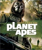 Battle for the Planet of the Apes - Blu-Ray movie cover (xs thumbnail)