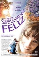 Happy-Go-Lucky - Brazilian Movie Poster (xs thumbnail)
