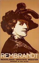 Rembrandt - Dutch Movie Poster (xs thumbnail)