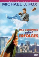 The Secret of My Succe$s - German Movie Cover (xs thumbnail)