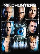 Mindhunters - DVD cover (xs thumbnail)