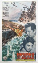 Up Periscope - Spanish Theatrical poster (xs thumbnail)
