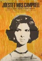 Buona Sera, Mrs. Campbell - Hungarian Movie Poster (xs thumbnail)