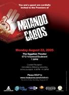 Matando Cabos - Movie Poster (xs thumbnail)