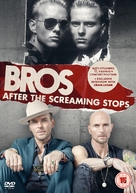 After The Screaming Stops - British Movie Cover (xs thumbnail)