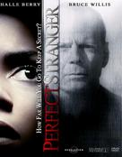 Perfect Stranger - DVD movie cover (xs thumbnail)