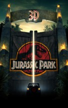 Jurassic Park - Re-release poster (xs thumbnail)