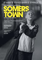 Somers Town - Swedish Movie Poster (xs thumbnail)