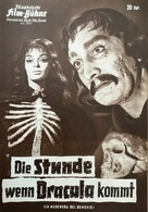 La maschera del demonio - German poster (xs thumbnail)