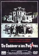 Murder by Death - Spanish DVD cover (xs thumbnail)