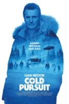 Cold Pursuit - Swedish Movie Poster (xs thumbnail)