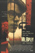 The Talented Mr. Ripley - Movie Poster (xs thumbnail)