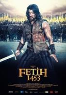 Fetih 1453 - Turkish Movie Poster (xs thumbnail)