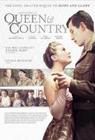 Queen and Country - Movie Poster (xs thumbnail)